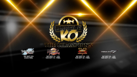 All you need to know about Double K.O. The Champions Tekken 7 tournament