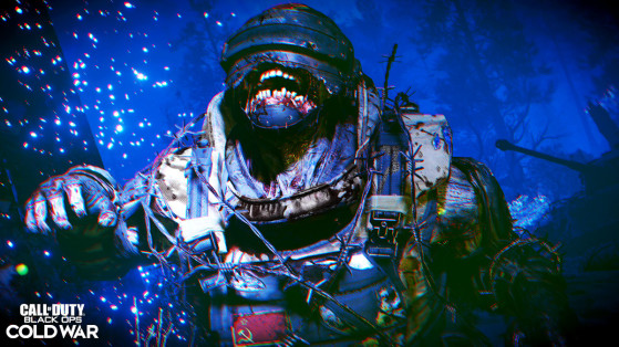 Black Ops Cold War Zombies: Free post-launch content