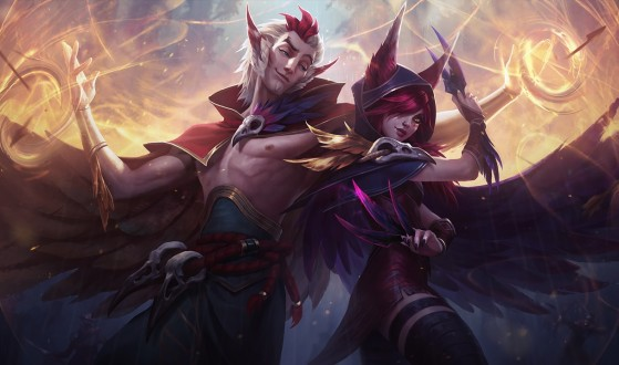 It takes two to tango, especially in this case. (Image credit: Riot Games) - League of Legends