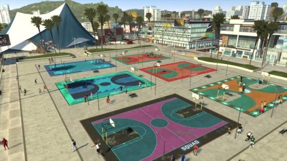 The Neighbourhood: 2K Beach - Millenium