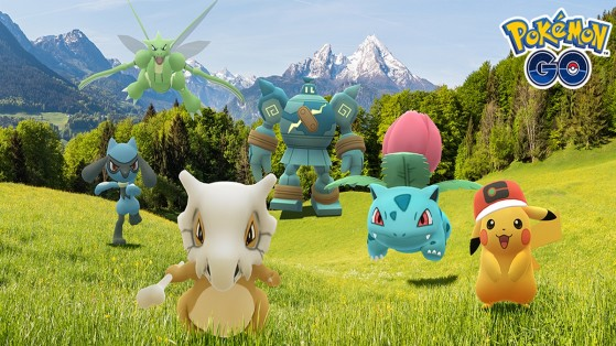 Pokémon GO Animation Week 2020 event