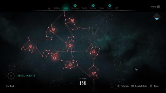 Assassin's Creed Valhalla: Skill Tree and Power Level