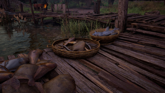 Where to find sculpin in Assassin's Creed Valhalla