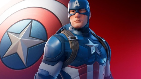 What is in the Fortnite Item Shop today? Captain America is back on November 16