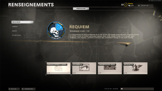 Black Ops Cold War Zombies: Requiem Intel, Where To Find It