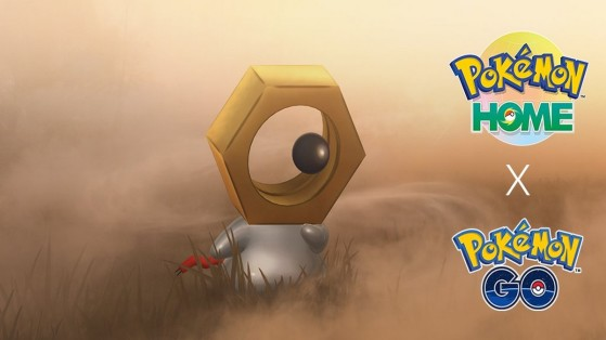 Grab a shiny Meltan in Pokémon GO with the Pokémon HOME celebration event