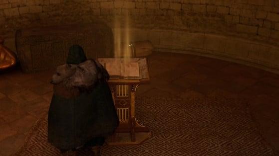 Assassin's Creed Valhalla: Grantebridgescire Abilities and Book of Knowledge location