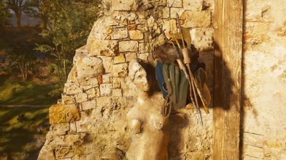 Assassin's Creed Valhalla Grantebridgescire Artifact locations