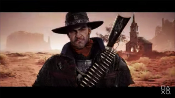 Cowboy monster hunter game Evil West announced for PlayStation