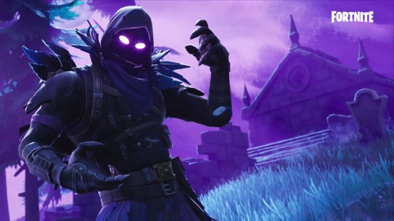Fortnite Item Shop: Soar above you rivals with the Raven skin