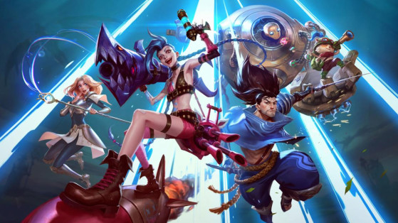 All champions are free to try in League of Legends: Wild Rift until tomorrow!