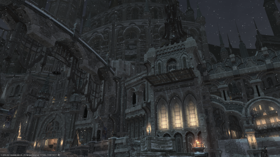 Patch 5.41 is coming soon in FFXIV with new Skybuilder Rankings