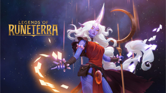 Grab a free Legends of Runeterra Epic Wildcard with Prime Gaming
