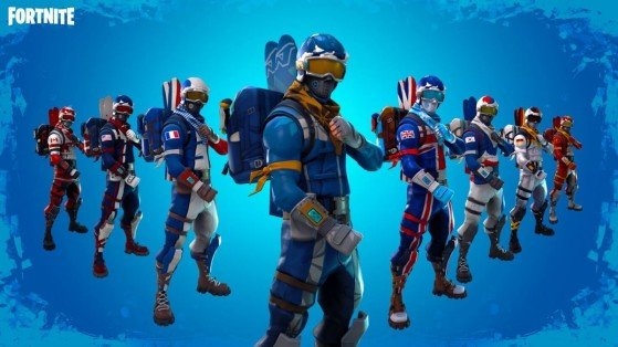 Fortnite Item Shop: Fly your flag with Mogul Master and Alpine Ace