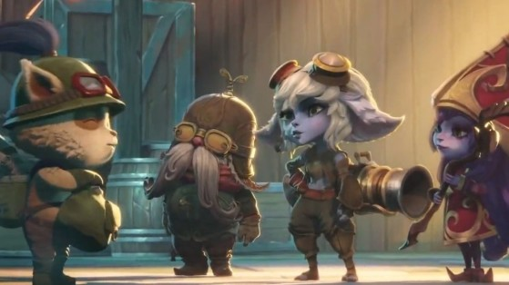 All about the Wild Rift Yordle Expedition event