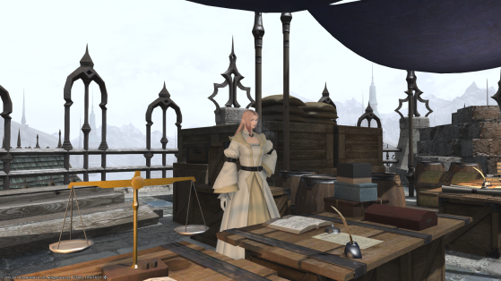 FFXIV 5.41 How to get the Riceball — Concealing Meals Emote Guide