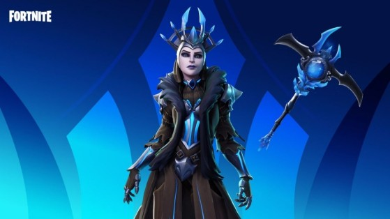 What is in the Fortnite Item Shop today? The Ice Queen returns