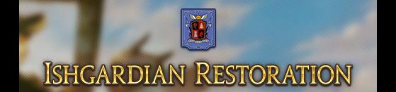 FFXIV Ishgardian Restoration Rankings - Final Fantasy XIV