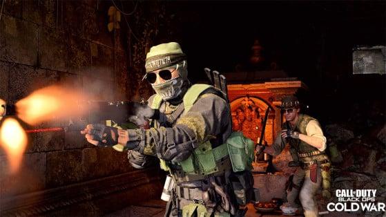 Black Ops Cold War: How to unlock Machete melee weapon, challenge, tutorial