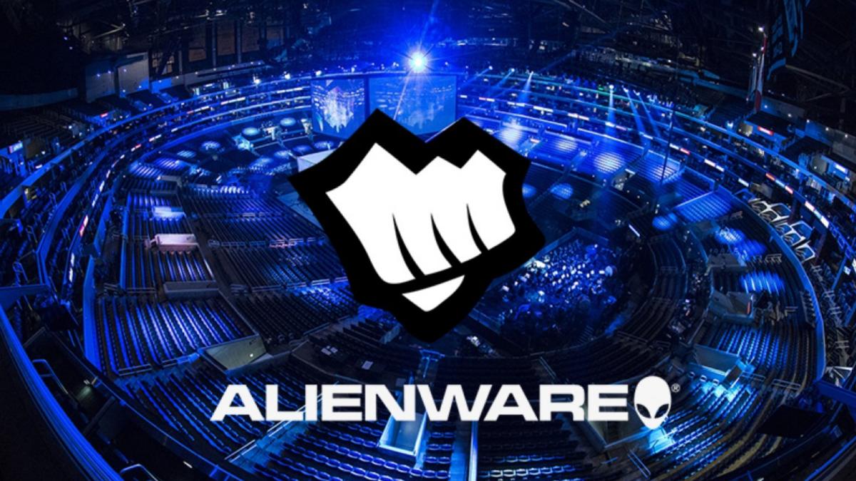 Alienware terminates their contract with Riot Games - Millenium