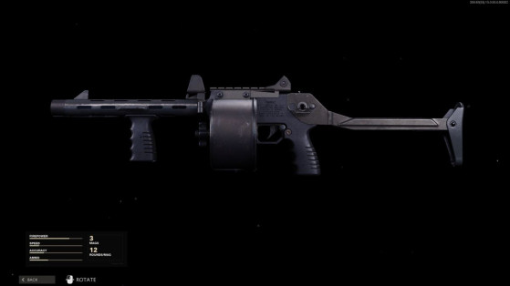 The best Warzone Streetsweeper attachments to use