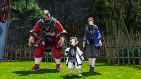 FFXIV Resshi Attire - Final Fantasy XIV