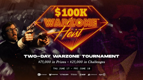Everything you need to know about the $100K Dallas Empire Heist Warzone tournament