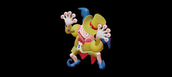 Magician Style: Mr. Mime - Pokémon Unite