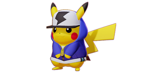 Hip-Hop Style: Pikachu - Pokémon Unite