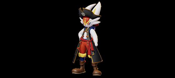 Captain Style: Cinderace - Pokémon Unite