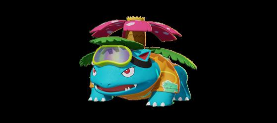 Beach Style: Venusaur - Pokémon Unite