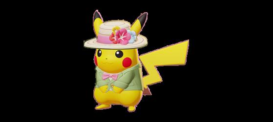 Fashionable Style: Pikachu - Pokémon Unite
