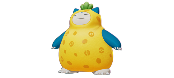 Berry Style: Snorlax - Pokémon Unite