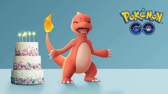 Pokémon GO: Five-year anniversary event details