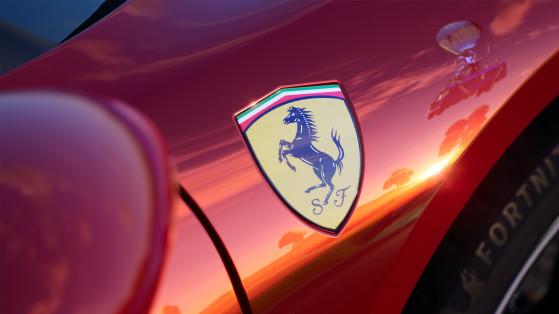 The Ferrari 296 GTB is coming to Fortnite