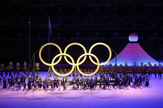 Olympics opening ceremony uses music from Japanese video games