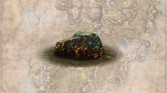 Where to find Lodestone in New World
