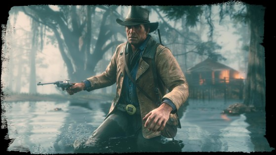 Red Dead Redemption 2: Cities, Places, Town