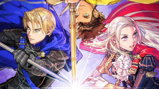 Fire Emblem Three houses: Version 1.02, Wave 2 and higher difficulty