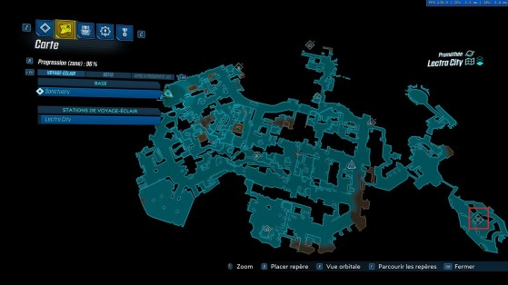 Borderlands 3 All Targets Of Opportunity Location On