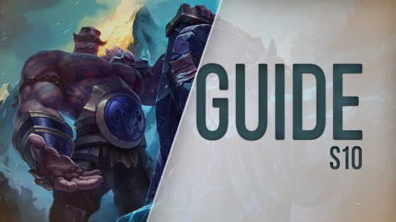 LoL Guide, Build for Braum, Support, S10