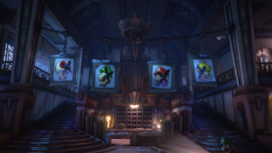 Luigi S Mansion 3 Walkthrough Grand Lobby Floor 1 Millenium