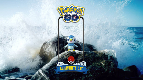 Pokemon GO: Shiny Piplup available for the January Community Day