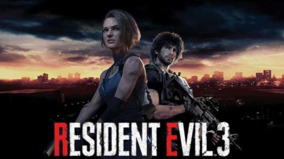resident evil 3 nemesis x jill