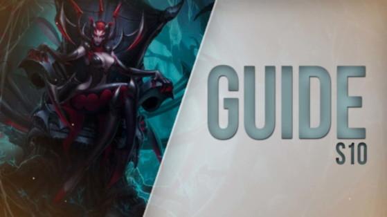 LoL Guide, Build for Elise, Jungle, S10