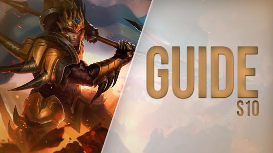 Guide LoL Jarvan IV, Jungle, S10
