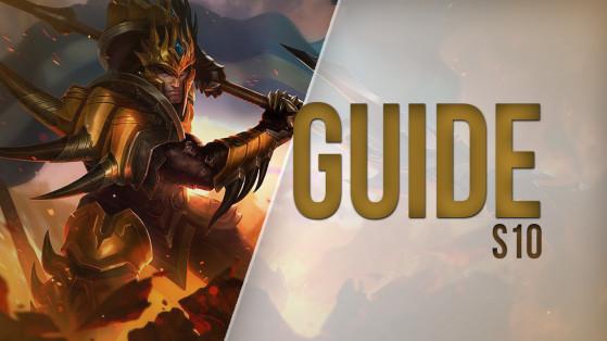Guide LoL Jarvan IV, Top, S10