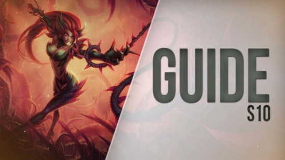 LoL Guide Zyra, Support, S10