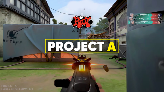Riot Games' Project A details revealed
