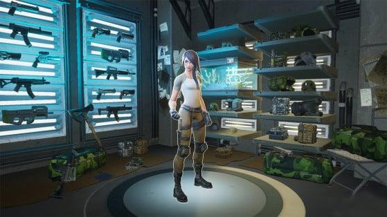 Maya custom skin in Fortnite Chapter 2 Season 2